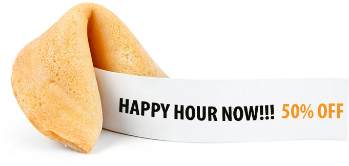 Happy Hour Now